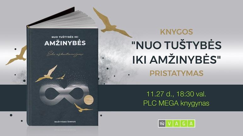 Mažvydo Šimkaus knygos pristatymas