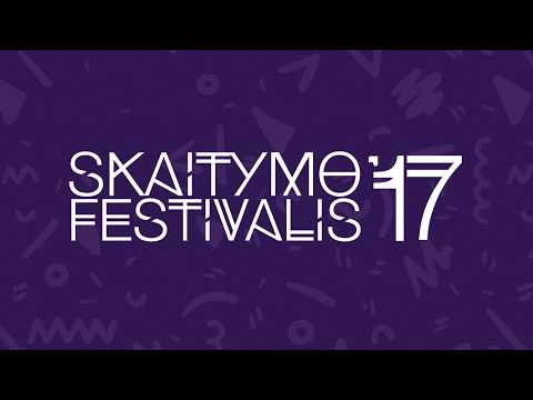Skaitymo festivalis 2017