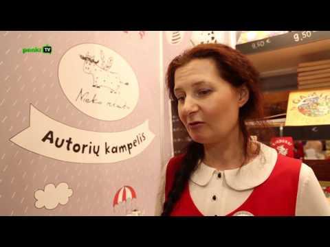 Interviu su dailininke Sigute Ach