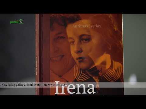 Interviu su germaniste, teatrologe Irena Veisaite.