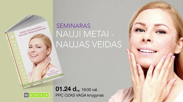Seminaras: Nauji metai - naujas veidas Vilniuje